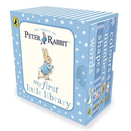 9780723267034: Peter Rabbit My First Little Library (PR Baby books)