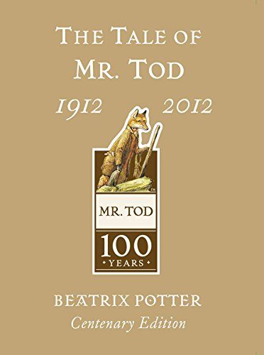 9780723267515: Tale Of Mr Todd Gold Centenary Edition,The