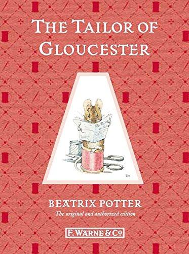 9780723267713: The Tailor of Gloucester (Beatrix Potter Originals)