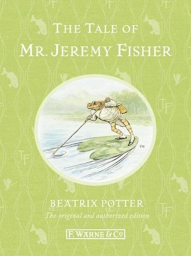 9780723267768: The Tale of Mr. Jeremy Fisher (Peter Rabbit)