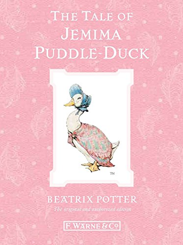 9780723267782: The Tale of Jemima Puddle-Duck (Peter Rabbit)
