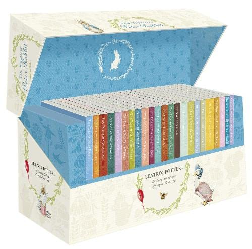 9780723268017: Original Peter Rabbit Books 1-23 Presentation Box Anniversary Col