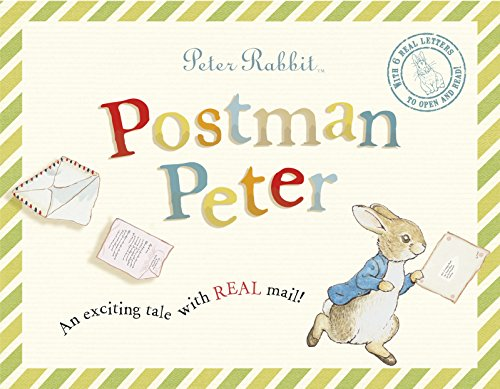 9780723268338: Postman Peter (Beatrix Potter Novelties)