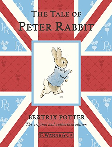 Tale Of Peter Rabbit Britannia Edition,The (9780723268413) by Beatrix Potter