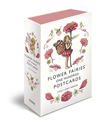 9780723268420: Flower Fairies One Hundred Postcards