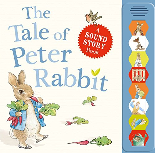 9780723268567: The Tale of Peter Rabbit A sound story book (PR Baby books)