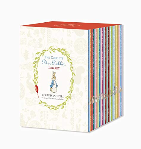 9780723268727: The Complete Peter Rabbit Library Box Set With 23 Volumes