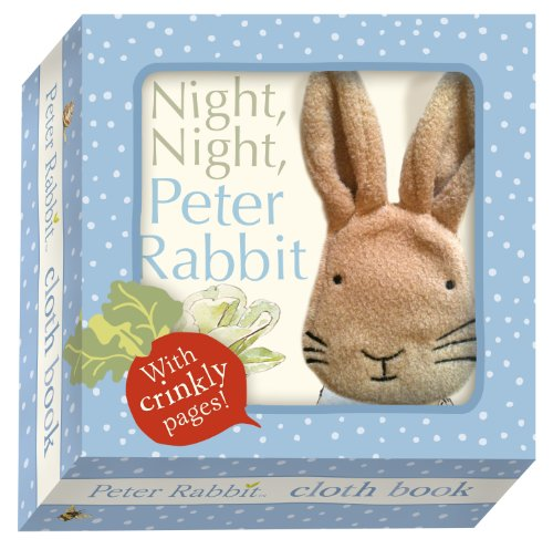 9780723268895: Night Night Peter Rabbit (PR Baby books)