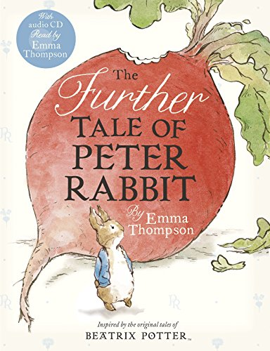 9780723269090: The Further Tale Of Peter Rabbit (+ CD)
