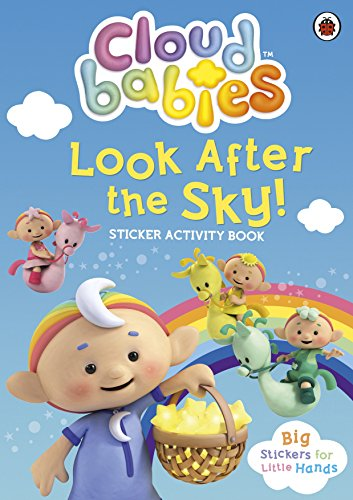 9780723269366: Cloudbabies: Look After the Sky! Sticker Activity Book