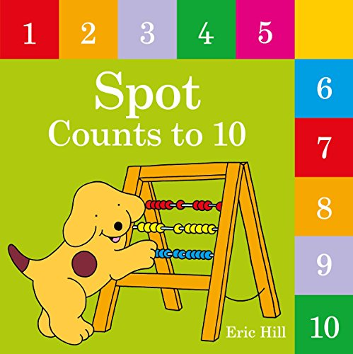 9780723270201: Spot Counts to 10