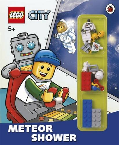 9780723270522: LEGO CITY: Meteor Shower Storybook with minifigures and accessories