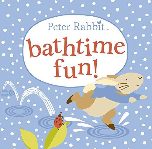 9780723270706: Peter Rabbit Bathtime Fun! (PR Baby books)
