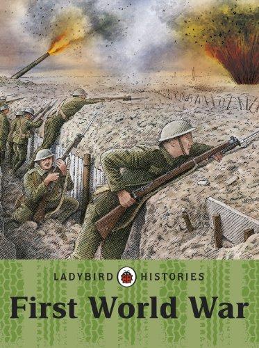 9780723270850: Ladybird Histories: First World War