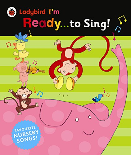 9780723270881: A Ladybird Big Book I'm Ready to Sing