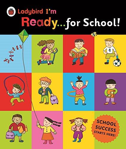 9780723270898: A Ladybird Big Book I'm Ready for School