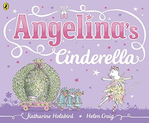 9780723270973: Angelina's Cinderella (Angelina Ballerina)
