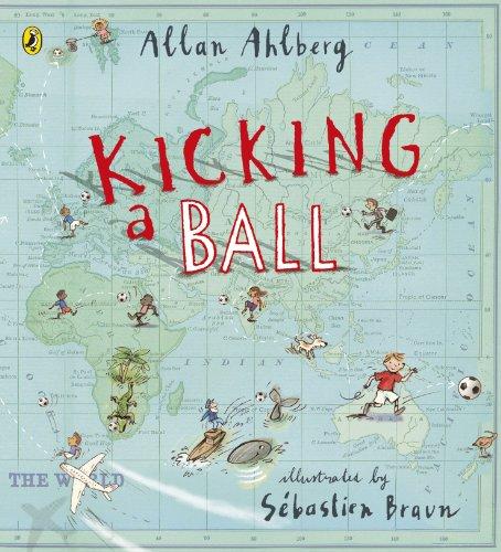 9780723271208: Kicking a Ball