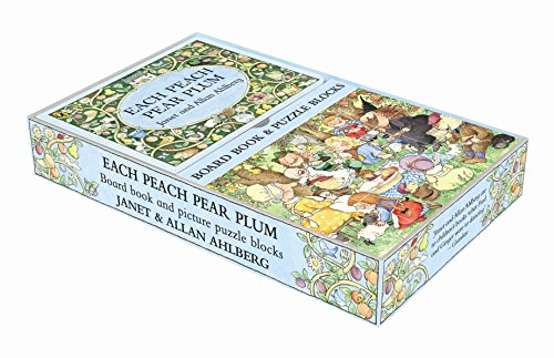 9780723271253: Each Peach Pear Plum Book And Block Set
