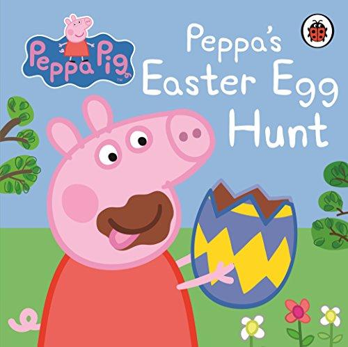 9780723271307: Peppa Pig: Peppa's Easter Egg Hunt