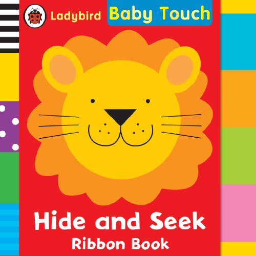 9780723271659: Baby Touch Hide and Seek Ribbon Book