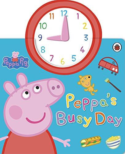 Peppa Pig: Peppa's Busy Day (Board Books): Ladybird