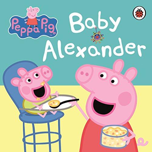 9780723271789: Peppa Pig: Baby Alexander