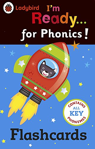 9780723272069: Ladybird I'm Ready for Phonics Phoneme Flashcards