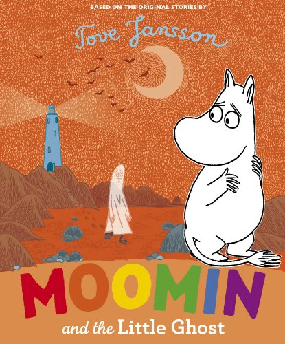 9780723272274: Moomin and the Little Ghost