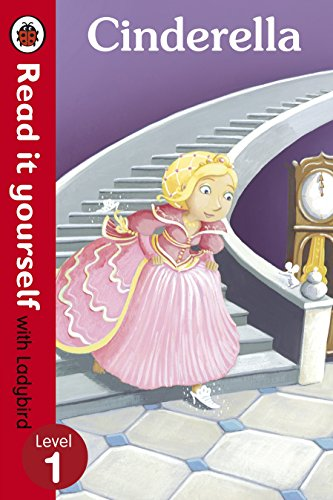 9780723272670: Cinderella - Read it yourself with Ladybird: Level 1