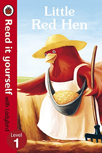 9780723272694: Little Red Hen - Read it yourself with Ladybird: Level 1
