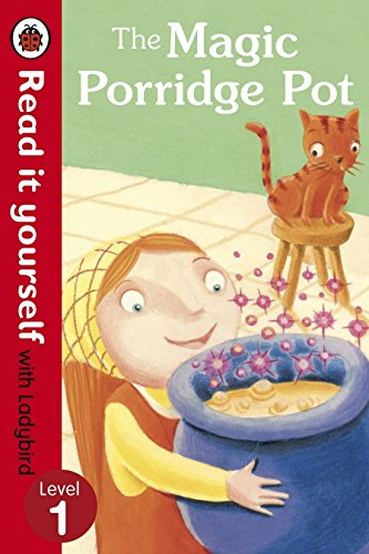 9780723272724: Read It Yourself the Magic Porridge Pot (Read It Yourself with Ladybird. Level 1)