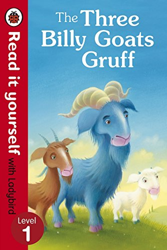 9780723272748: The Three Billy Goats Gruff - Read it yourself with Ladybird: Level 1