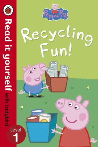 9780723272847: Peppa Pig: Recycling Fun - Read it yourself with Ladybird: Level 1