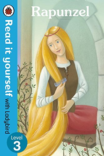 9780723273134: Rapunzel - Read it yourself with Ladybird: Level 3