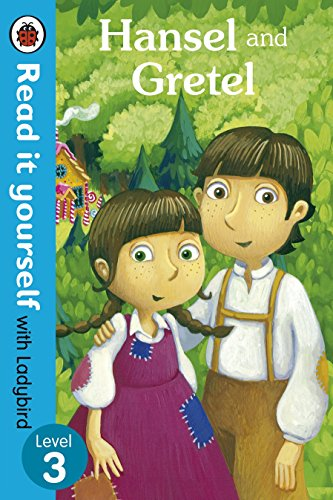 9780723273196: Read It Yourself Hansel and Gretel (Read It Yourself with Ladybird. Level 3. Book Band 8)