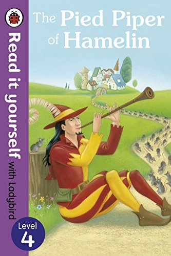 9780723273219: The Pied Piper of Hamelin - Read it yourself with Ladybird: Level 4