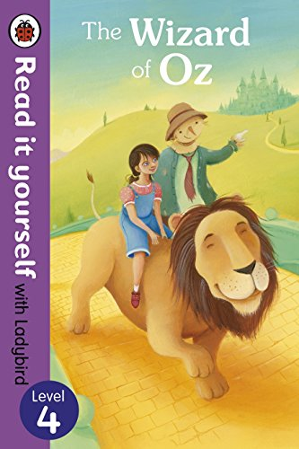 9780723273233: Read It Yourself the Wizard of Oz (Read It Yourself with Ladybird. Level 4. Book Band 10)