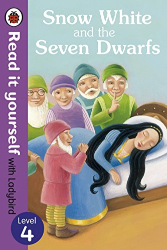 9780723273288: Snow White and the Seven Dwarfs - Read it yourself with Ladybird: Level 4
