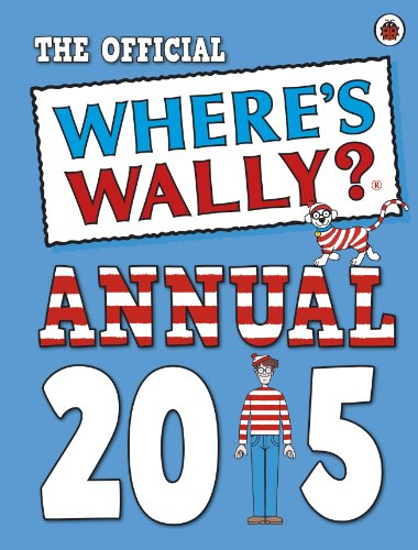 9780723275213: Where's Wally: The Official Annual 2015