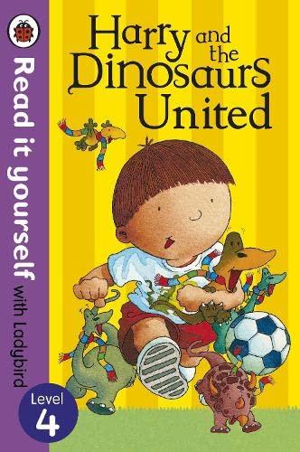 Harry and the Dinosaurs United - Read: Whybrow, Ian