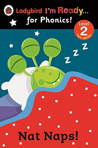 9780723275381: Nat Naps! Ladybird I'm Ready for Phonics: Level 2 (Im Ready for Phonics Level 02)