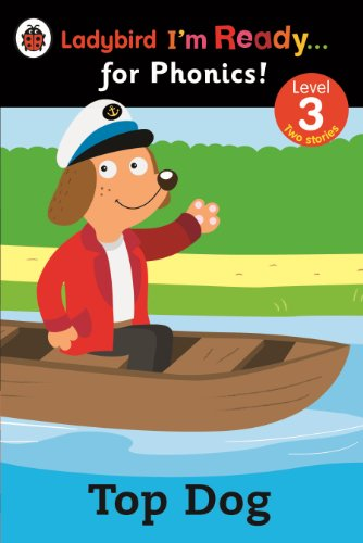 9780723275398: Top Dog: Ladybird I'm Ready for Phonics: Level 3 (Im Ready for Phonics Level 03)
