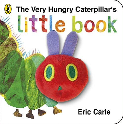 9780723275558: The Very Hungry Caterpillar's Little Book: Eric Carle