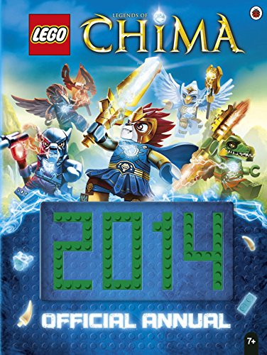 9780723275831: LEGO Legends of Chima Official Annual 2014