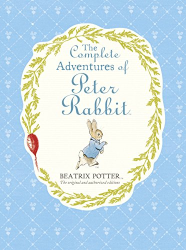 9780723275886: The Complete Adventures of Peter Rabbit