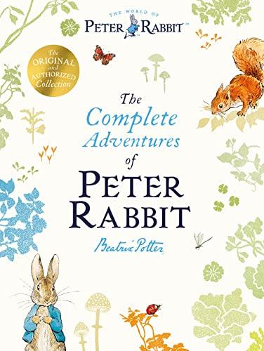 9780723275886: The Complete Adventures of Peter Rabbit