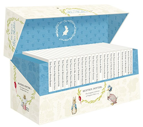 The World of Peter Rabbit 23 Vol: Beatrix Potter