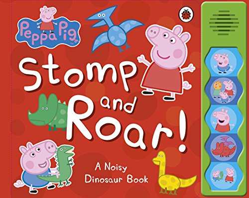 9780723276302: Peppa Pig: Stomp and Roar!