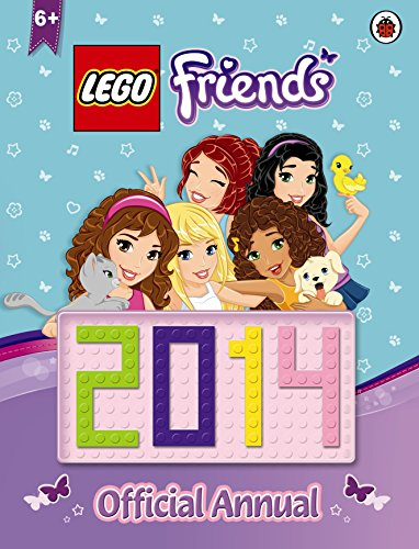 9780723276326: LEGO Friends Official Annual 2014